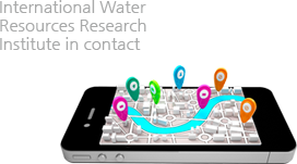 International Water Resources Research Institute in contact