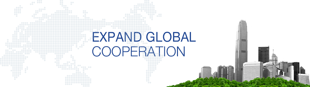 EXPAND GLOBAL COOPERATION