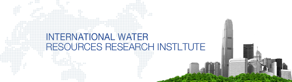 INTERNATIONAL WATER RESOURCES RESEARCH INSTLTUTE